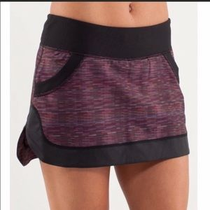 Lululemon Run for All Skirt/Skort